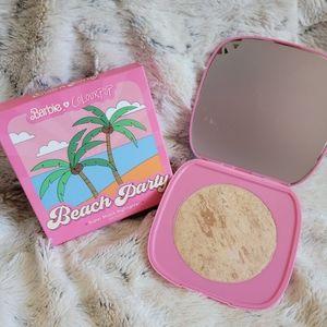 Malibu Barbie Beach Party Highlighter Colourpop